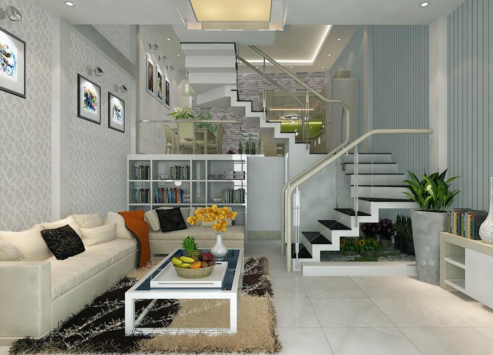 Principles of interior tube house design
